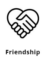 Symbol for Friendship