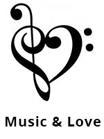 Symbol for Music & Love