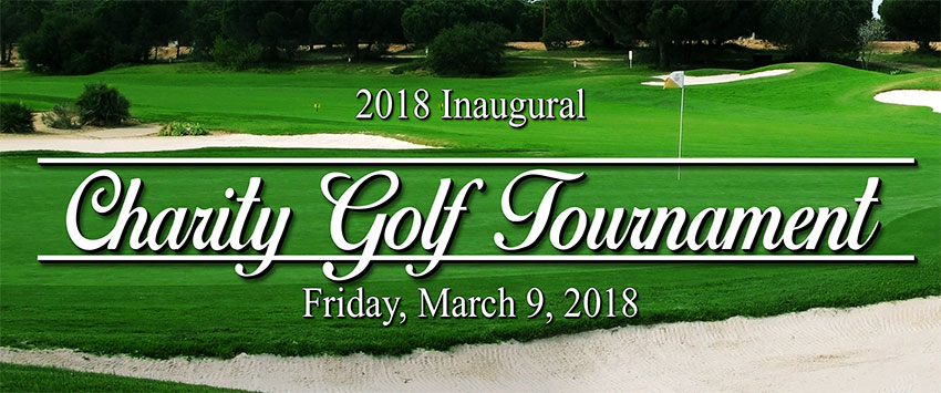 2018 Charity Golf Tournament