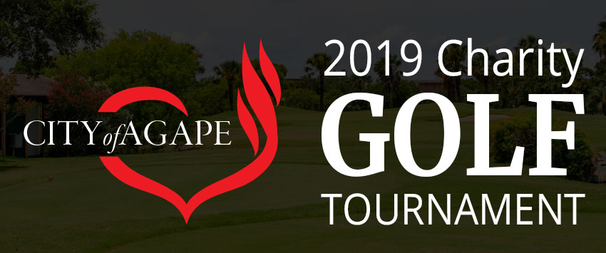 CityOfAgape 2019 Charity Golf Tournament